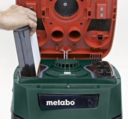 Usisivač za industrijsku upotrebu ASR 35 L AutoClean METABO