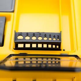 """Kutija za alat Metal Lock 19"""" BEOROL"""