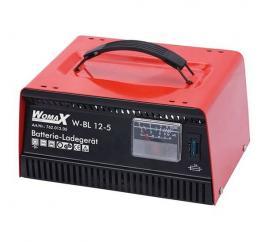 Punjač akumulatora W-BL 12-5 205 12V WOMAX