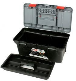 Kofer kutija za alat 473x250x223 mm plastični WOMAX