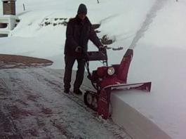 Benzinski čistač snega HSS 970 Honda