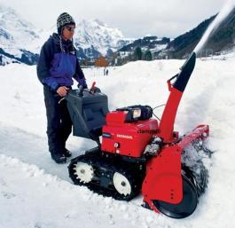 Benzinski čistač snega HSM 1390 Honda