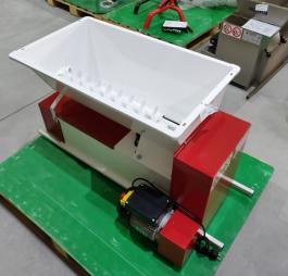 Muljača motorna sa funkcijom odvajanja peteljki ENO15 Enoitalia