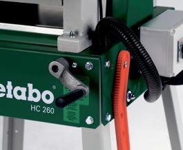 Kombinovani diht-abrihter HC 260 C - 2,2 WNB 230V METABO