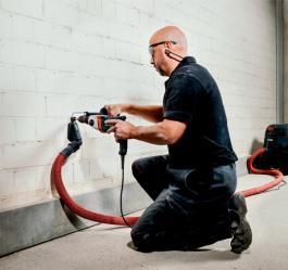 Vibraciona električna bušilica SBE 850 METABO