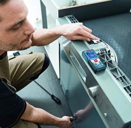 Daljinomer laserski do 50 metara GLM 50 C Bosch