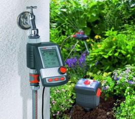 Regulator vode sa tajmerom C1060 Gardena