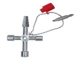 Ključ za elektro ormane 65868 Ega Master