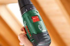 Akumulatorska dvobrzinska bušilica-odvrtač litijum-jonska EasyDrill 12-2 (1 akumulator) Bosch