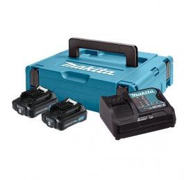 Set punjača i 2 baterije 10,8V/2Ah 197657-7 Makita