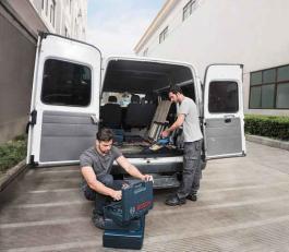 Akumulatorski usisivač Bosch GAS 18V-1 Solo Professional Bosch