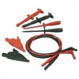 Set kablova sa štipaljkama 8kom 4mm TA3 Benning