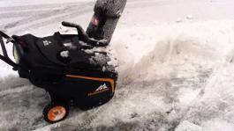 Benzinska freza za sneg SB121E Mc Culloch