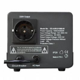 Stabilizator napona 1000VA EG-AVR-D1000-01