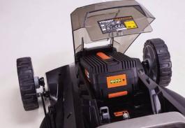 Akumulatorska kosilica za travu Villy 4000 E 40v-6Ah Villager