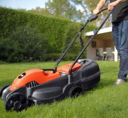 Električna kosačica za travu 1200W LMM1011 Ferm