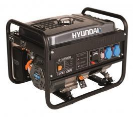 Benzinski agregat za struju 2.8KW HHY3500 Hyundai
