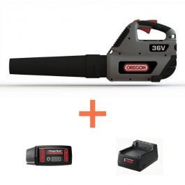 Akumulatorska duvalica sa punjačem i baterijom 36V BL300 Oregon