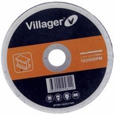 Rezna ploča CW 125x1,2 10 kom. Villager
