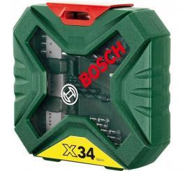 34-delni X-Line Classic set burgija i bitova odvrtača Bosch