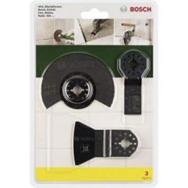 """3-delni Starlock početni set """"Tiles"""" za višenamenske uređaje Bosch"""