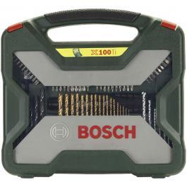 100-delni X-Line Titanium set burgija i bitova Bosch