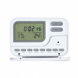 Programabilan digitalni sobni termostat DST-Q4 PROSTO