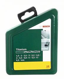 Set HSS-TiN 13 burgija za metal Bosch