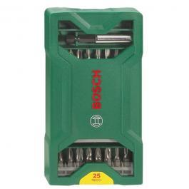 25-delni Mini X-Line set bitova odvrtača Bosch