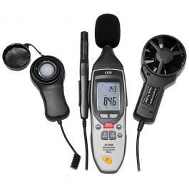 Digitalni multifunkcijski merač 5u1 DT-859B CEM