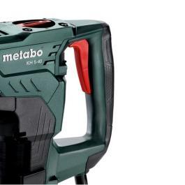 Elektro-pneumatski kombinovani čekić SDS-MAX KH 5-40 Metabo + 5 kom špic-sekač
