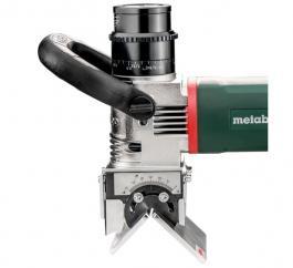 Električna glodalica za obaranje metalnih ivica KFM 16-15F + 10 pločica Metabo