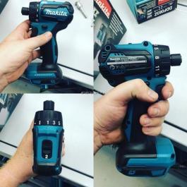 Akumulatorska bušilica - odvijač DDF083Z Makita