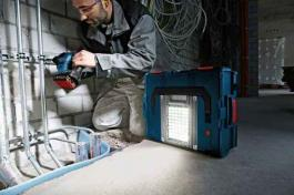 Akumulatorske lampe GLI PortaLED. 102 Professional BOSCH