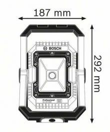 Akumulatorska lampa GLI 18V-1900 Solo Bosch