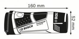 Akumulatorska lampa GLI 12V-80 Professional Solo Bosch