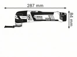 Akumulatorski Multi-Cutter GOP 12V-28 Professional Solo Bosch