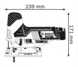 Akumulatorska ubodna testera GST 12V-70 GSA 12V-14 Professional Solo Bosch