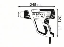 Fen za vreli vazduh GHG 23-66 Professional Bosch