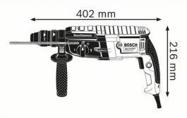 Elektro-pneumatski čekić za bušenje sa SDS-plus prihvatom GBH 2-28 F Professional Bosch