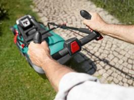 Akumulatorska kosilica za travu Rotak 43 L Bosch