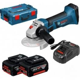 Akumulatorska vibraciona brusilica GWS 18 V-LI Professional Bosch