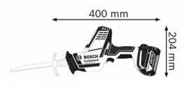 Akumulatorska univerzalna testera GSA 18 V-LI C Professional Bosch