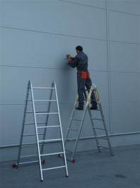 Višenamenska pokretna skela radne visine 5m Alpos