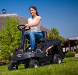 Akumulatorski traktor za košenje trave Pb 48V VTR 690 B Villager