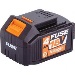 Baterija Fuse 18 V / 4 Ah Villager
