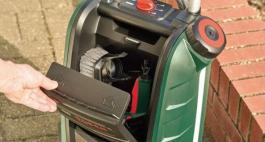 Akumulatorski perač Fontus Bosch