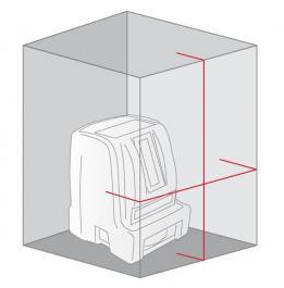 Samo-nivelišući laserski nivelator Lasebox 2 Metrica