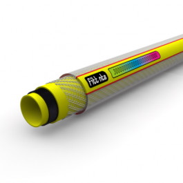 """Crevo za vodu NTS Tobby no torsion sistem žuto 3/4"""" 25 m Fitt"""