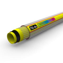 """Crevo za vodu NTS Tobby no torsion sistem žuto 1"""" 50 m Fitt"""